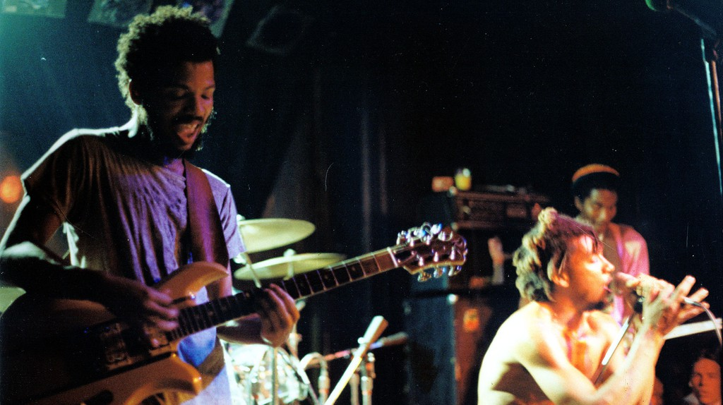 Bad Brains at 9:30 Club in 1983 | © Malco23/WikiCommons