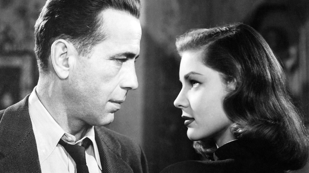 Bogart and Bacall in The Big Sleep | © Warner Bros