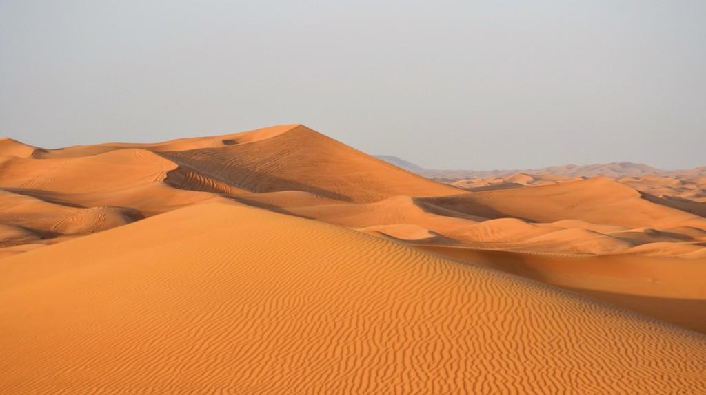 Dubai Desert | © go2locals/Pixabay