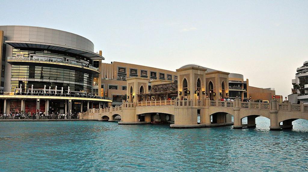 Dubai Mall   © Alberto-g-rovi/WikiCommons