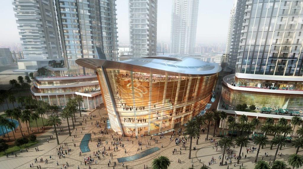 Dubai Opera   © Dubai Opera LLC/WIkiCommons