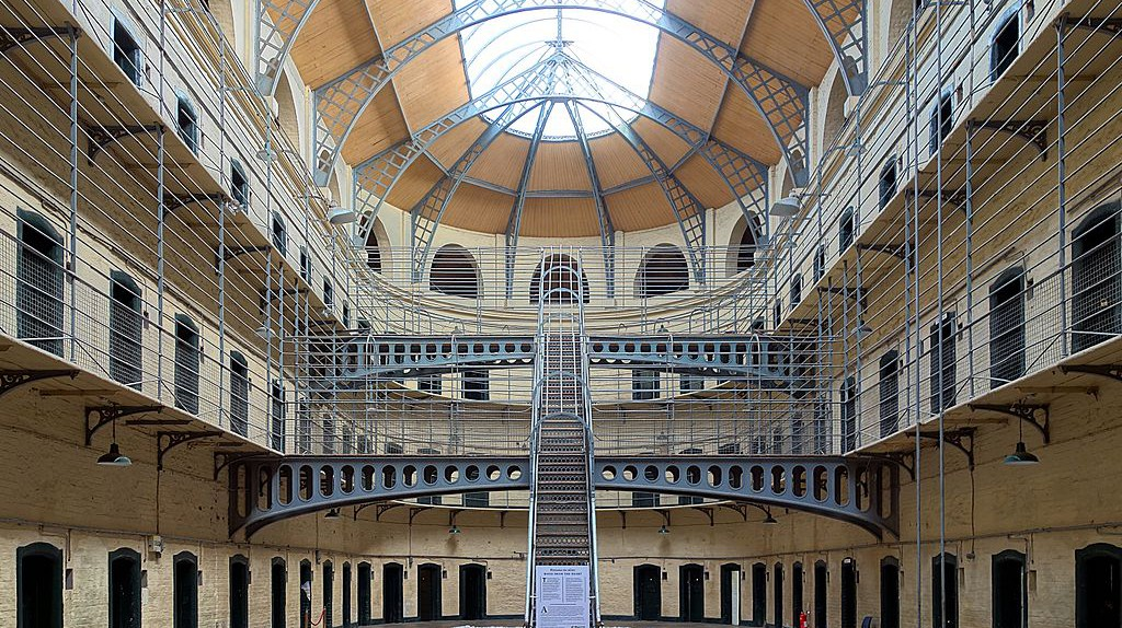 Kilmainham Gaol   © Velvet / WikiCommons