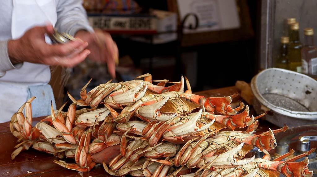 Seafood © Public Domain