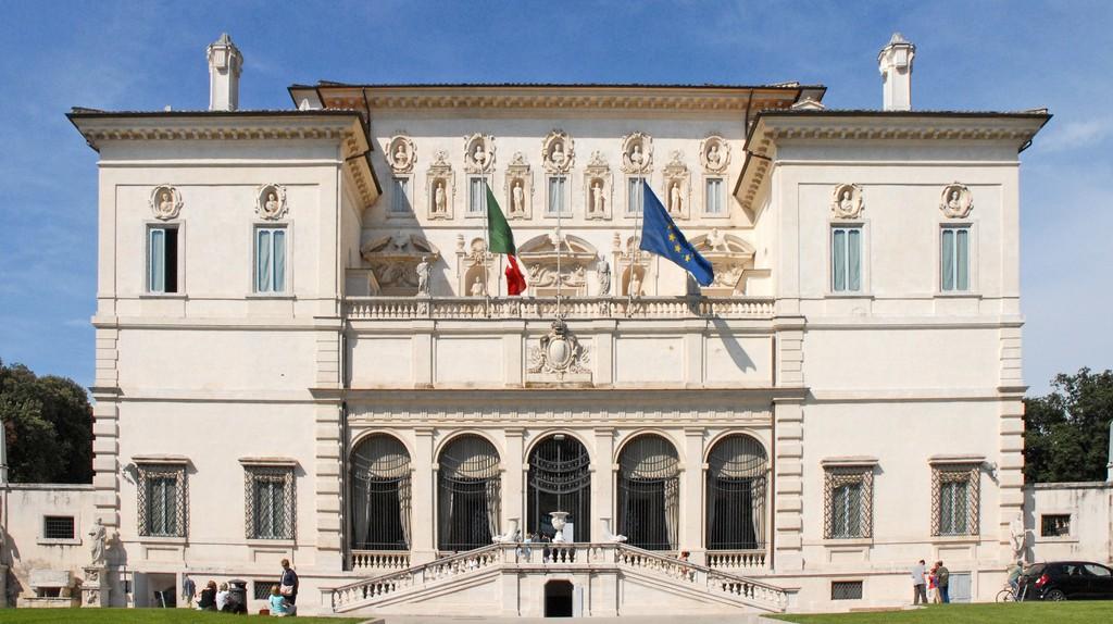 Galleria Borghese |© Flickr/dalbera