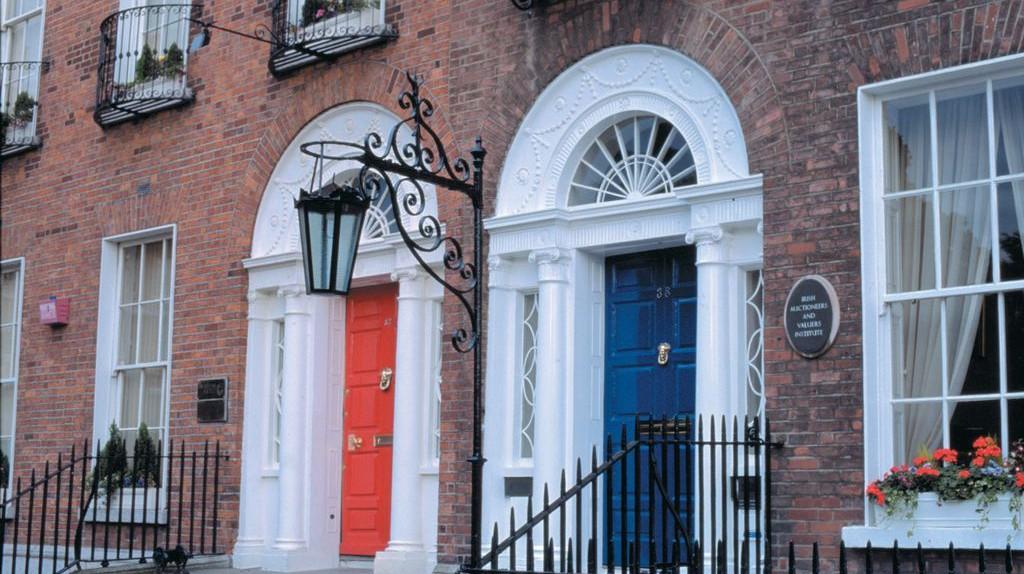 Georgian Dublin | ©EHRENBERG Kommunikation/Flickr