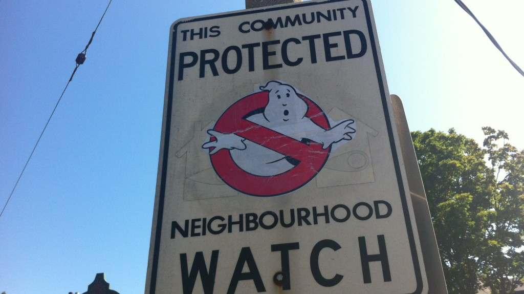 Ghostbusters   Courtesy of Andrew Lamb