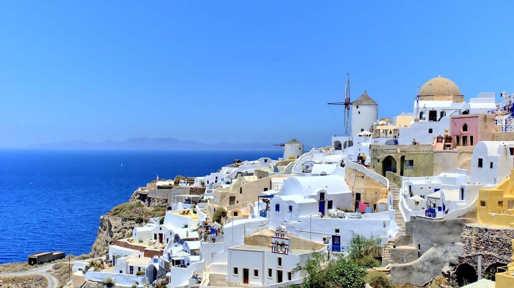Santorini | © Jarek Grafik/Pixabay