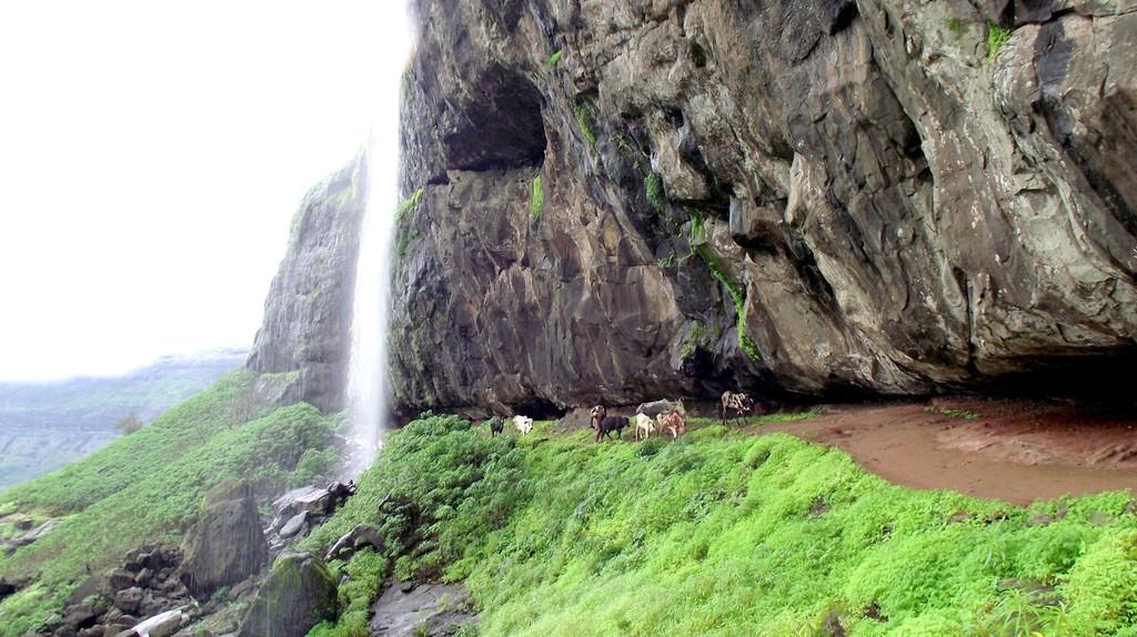 Harishchandragad | ©Bajirao/WikiCommons