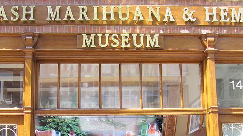 Hash Marihuana & Hemp Museum exterior | © WikiCommons
