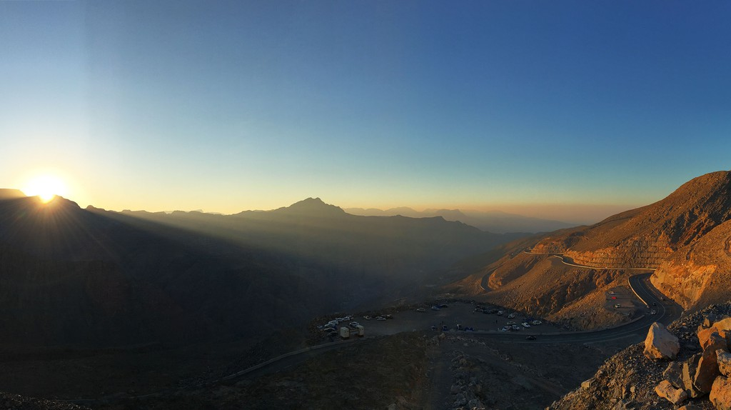 Sunrise at Jabal Al Jais Mountain / © Erina Baftiroska / The Culture Trip