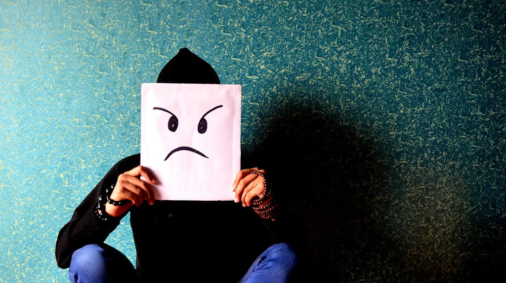 Stressed. via Pixabay
