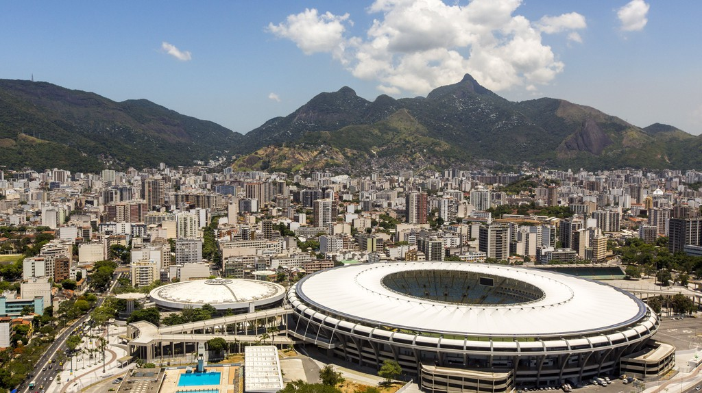The 2016 Rio Olympics In Pictures