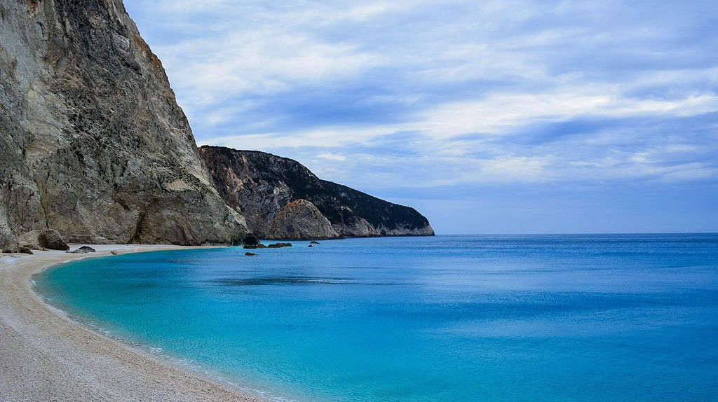 Porto Katsiki Beach, Lefkada