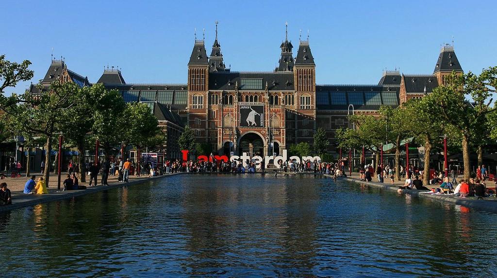 The Rijksmuseum   © Marco Almbauer / Wikicommons