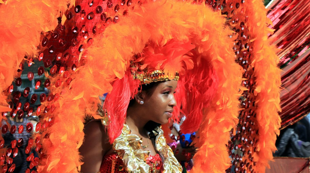 Notting Hill Carnival, 2010| ©Edmund Gall/Flickr