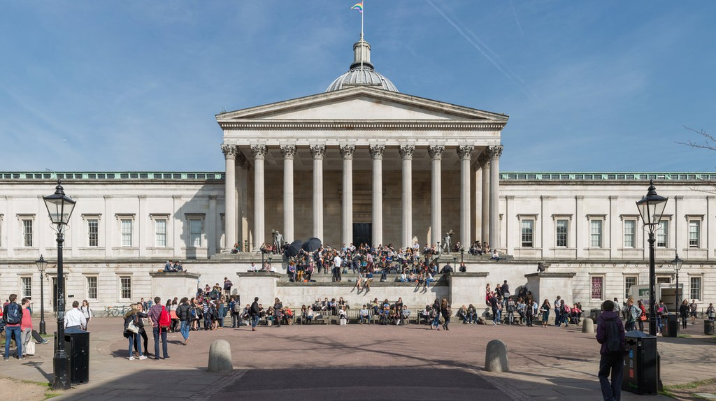 The Wilkins Building, University College London|©Diliff/Wikicommons