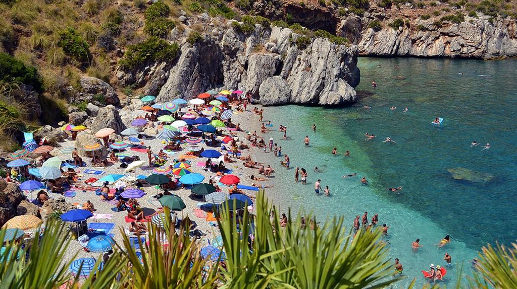 Riserva dello Zingaro, Sicily | © Livia Hengel