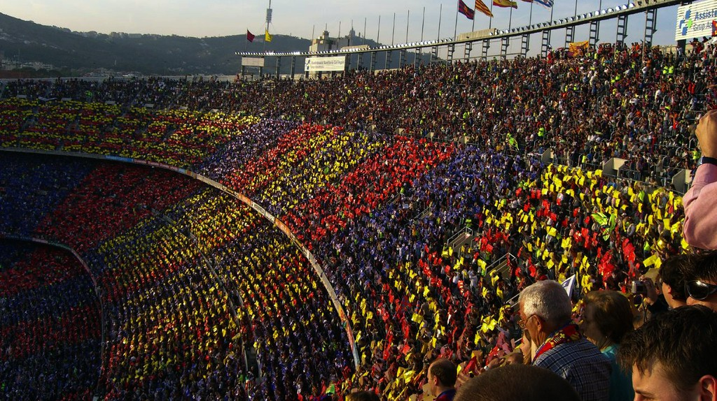 Camp Nou | © David Poblador i Garcia / Flickr