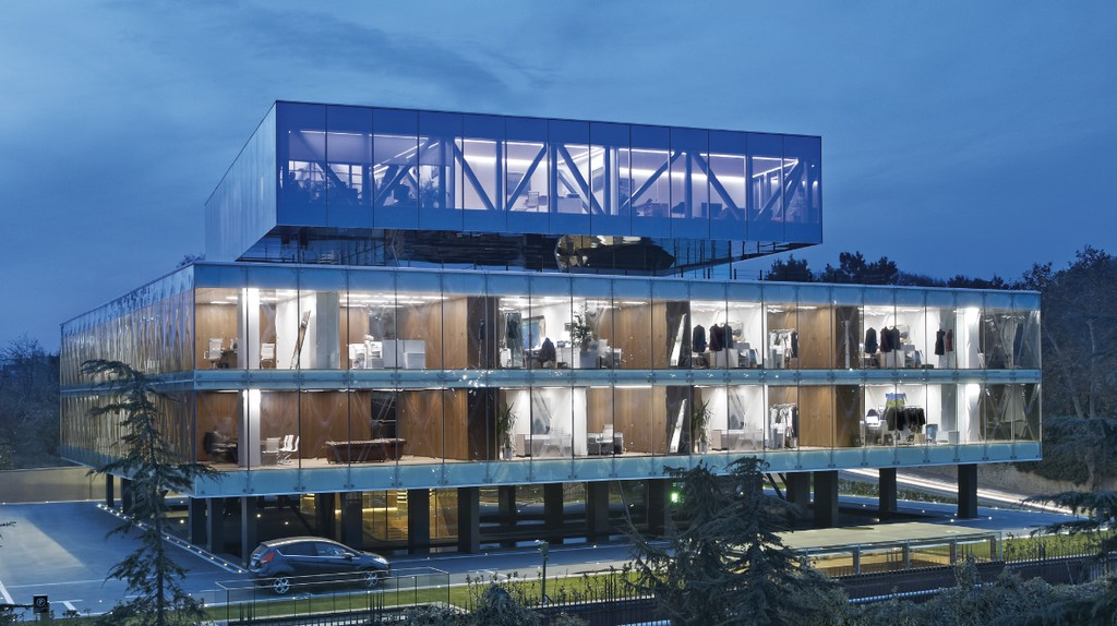 Vakko Fashion Center Designed By Rex Architects