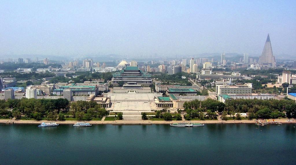 Pyongyang | © WikiCommons