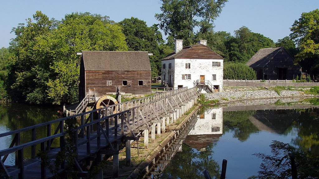 Philipsburg Manor, Sleepy Hollow | © Wikipedia Commons