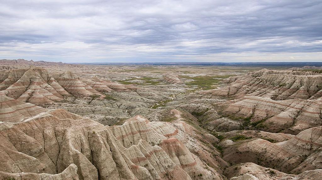Panorama Point, Badlands National Park | © Martin Kraft/Wikicommons