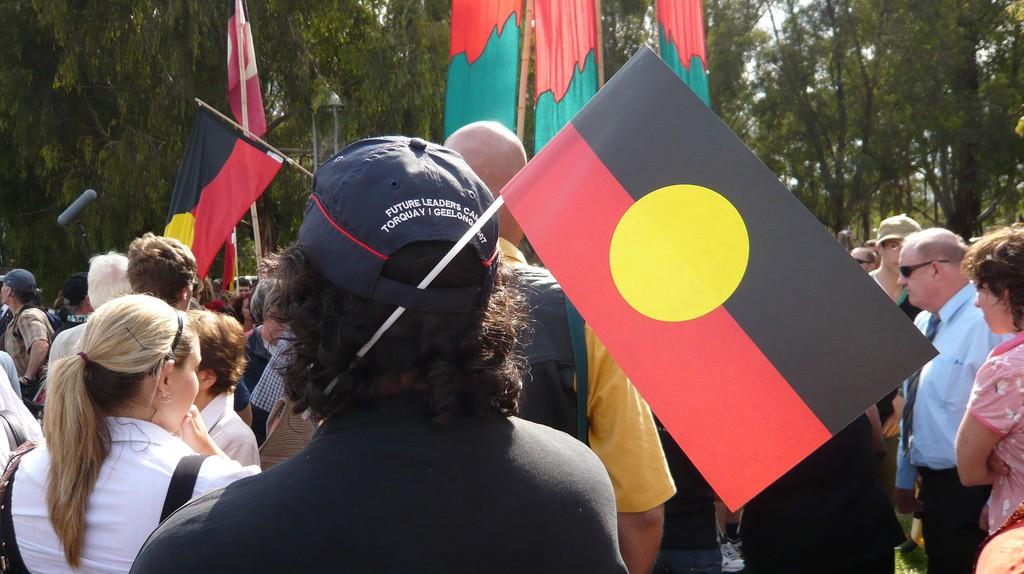 Aboriginal flag | © fredhersch/Flickr
