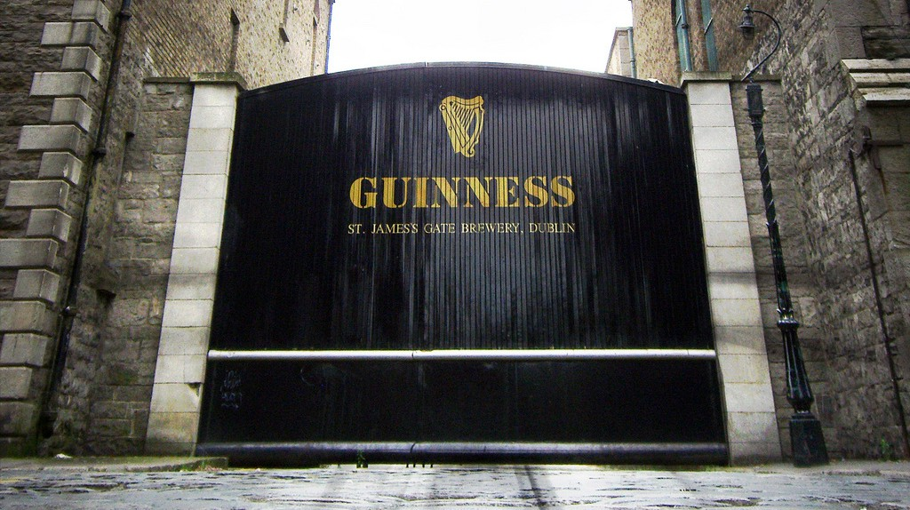 Guinness Storehouse | ©Mikel Ortega/Flickr
