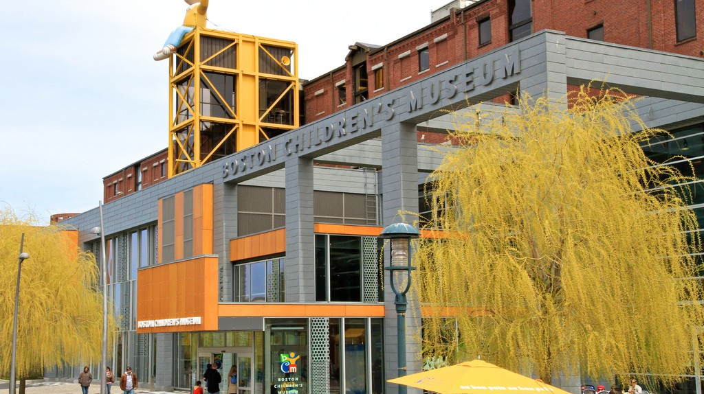 Boston Children's Museum | ©openroads.com/Flickr