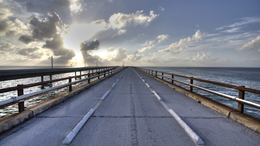 The Old Seven Mile Bridge | Courtesy of Allen McGregor/Flickr