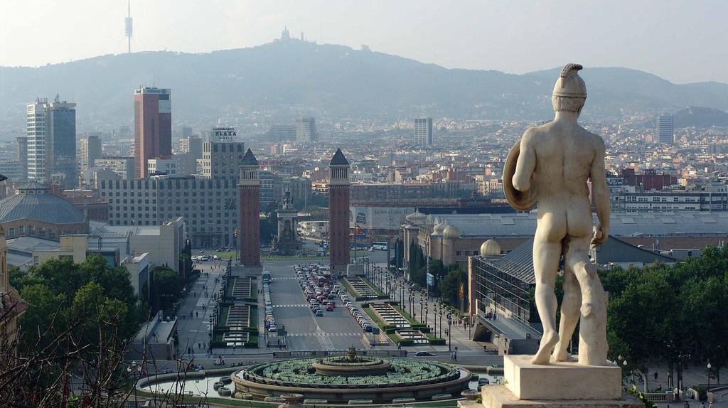 Barcelona | Via PIxabay