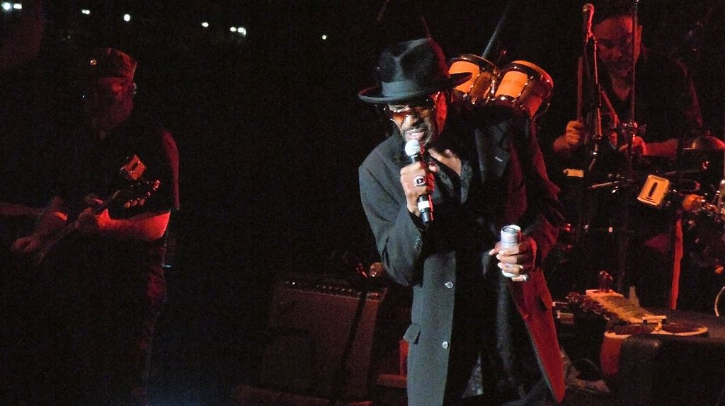 Chuck Brown, The Godfather Of Go-Go   © Mark Taylor/WikiCommons