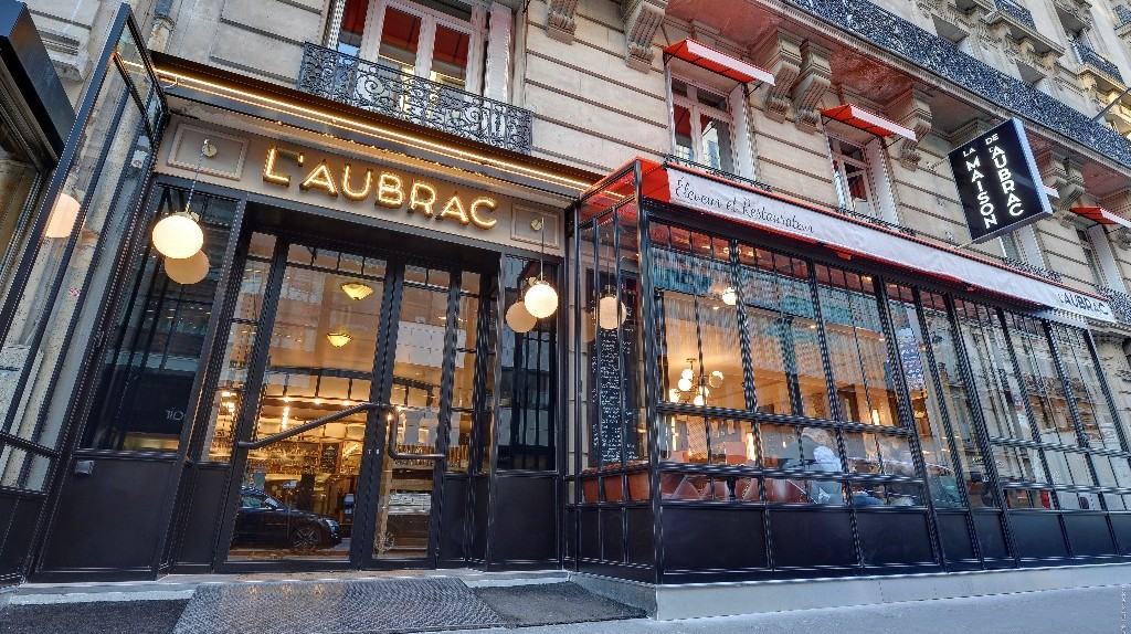 La Maison de l'Aubrac is a meat lover's paradise