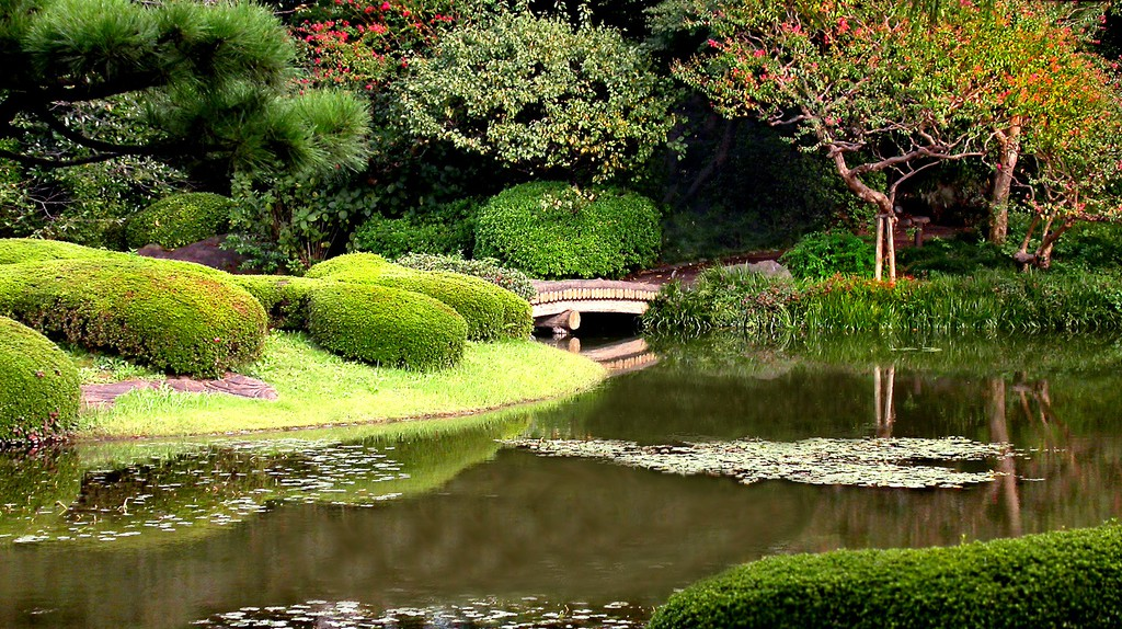 The manicured grounds of the Imperial Palace East Garden | © jweiss/Flickr