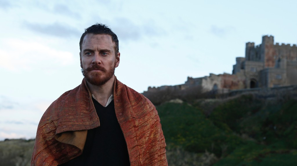 Michael Fassbender in'Macbeth' 2014. | © Studiocanal / Photography by Jonathan Olley