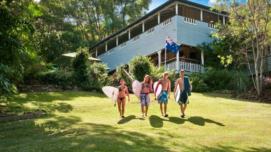 Noosa YHA | Courtesy of YHA Australia