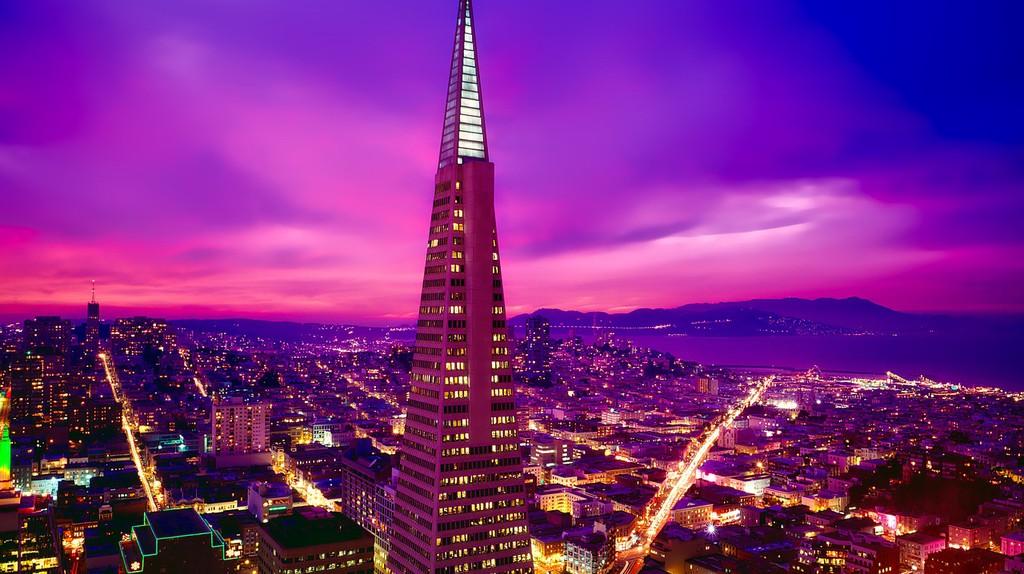 San Francisco    Public Domain/Pixabay