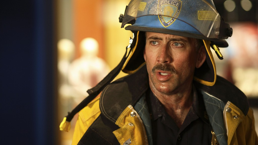 Nicholas Cage in Oliver Stone's 'World Trade Center' | ©Paramount Pictures