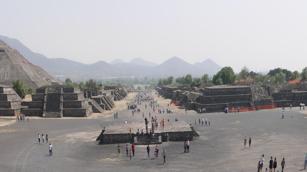 A Brief History Of Teotihuacán, Mexico