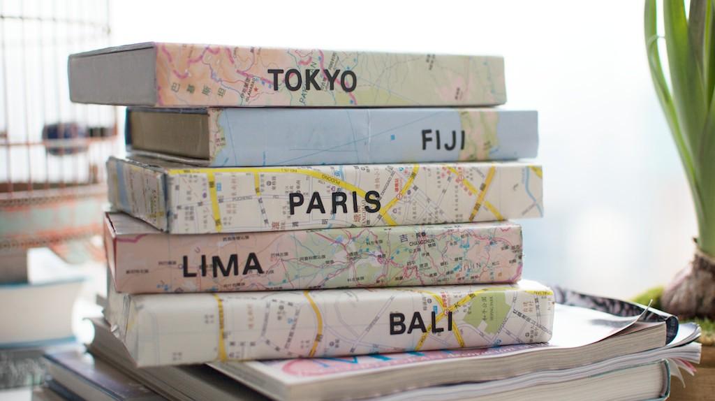 Make some travel memento boxes | © Geneva Vanderzeil/Flickr