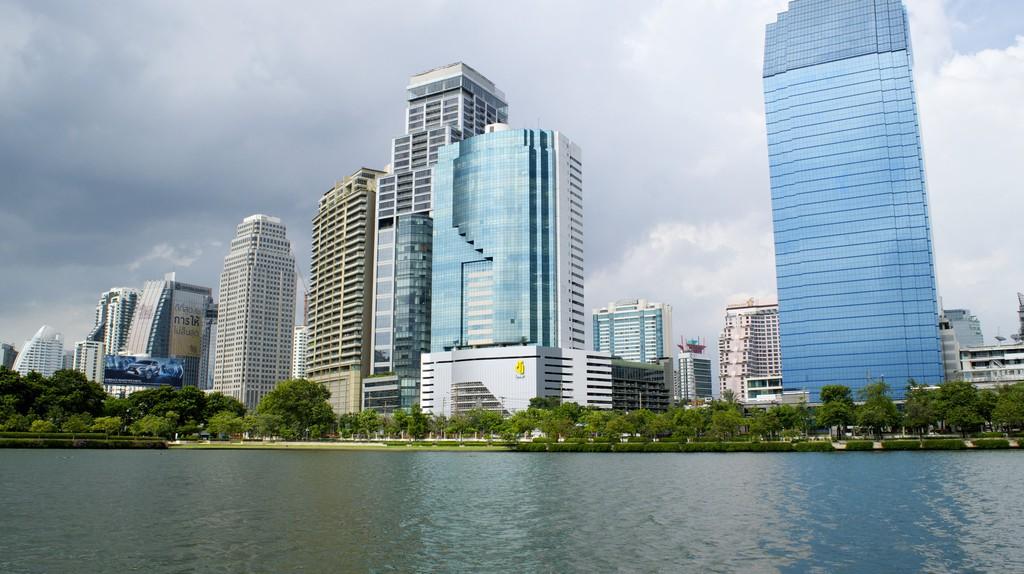 Benjakiti Park in Bangkok  | © Courtesy of Kelly Iverson