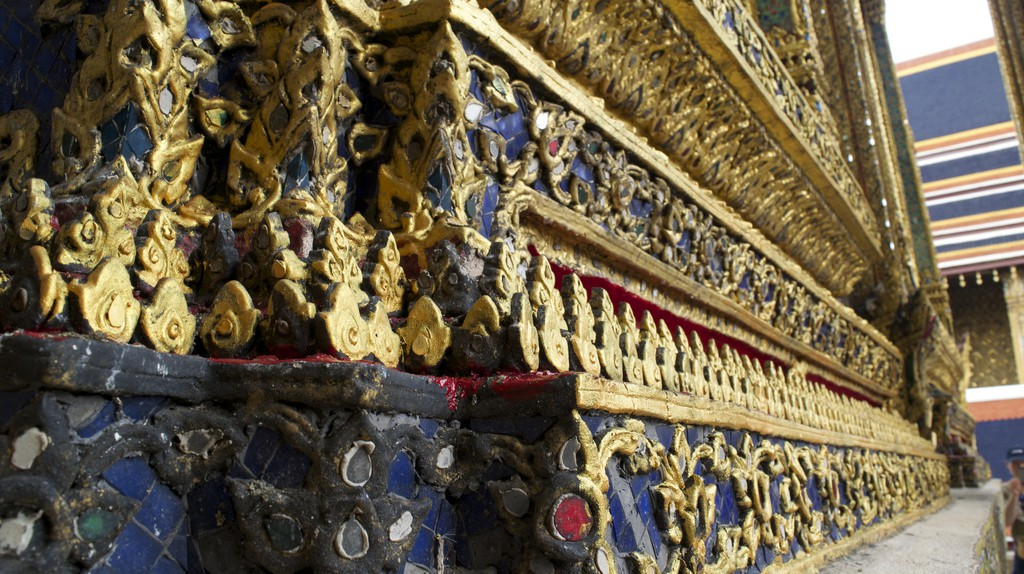 The Grand Palace   © Courtesy of Kelly Iverson