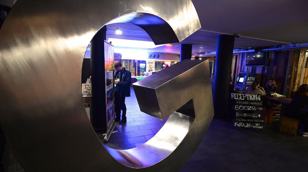 The reception of Dublin's Generator Hostel | © re:publica/Flickr