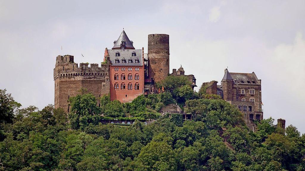Burg Schönburg   © Rainer Lippert