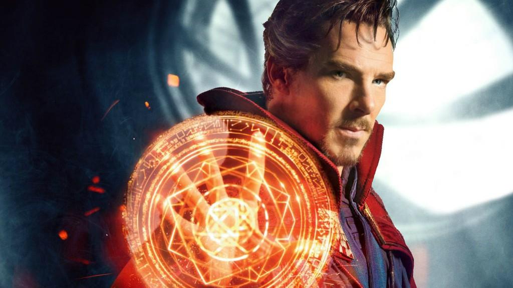 Benedict Cumberbatch as Doctor Strange   © Disney/Marvel