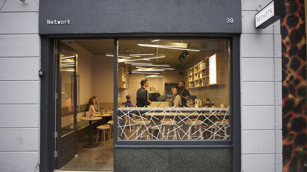 Network Café, Dublin | Courtesy of Network