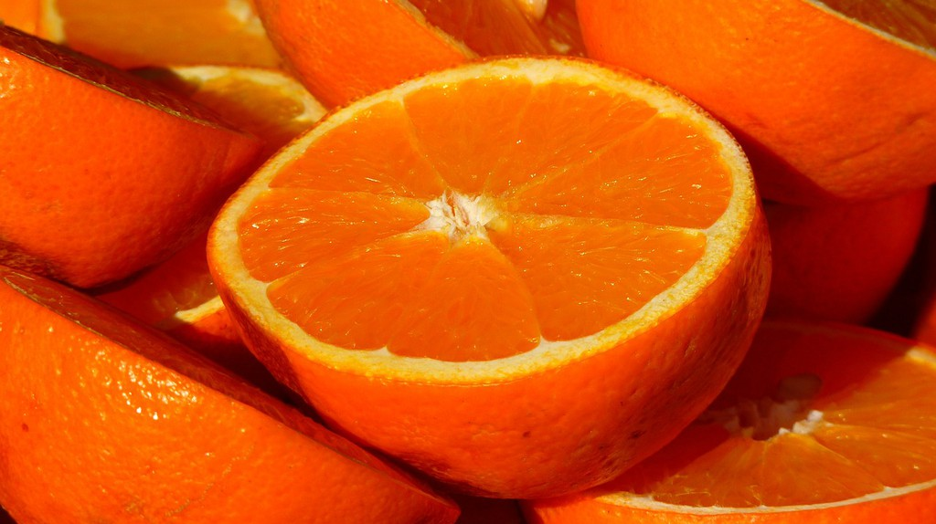 There are plenty of foods that contain more vitamin C than an orange.