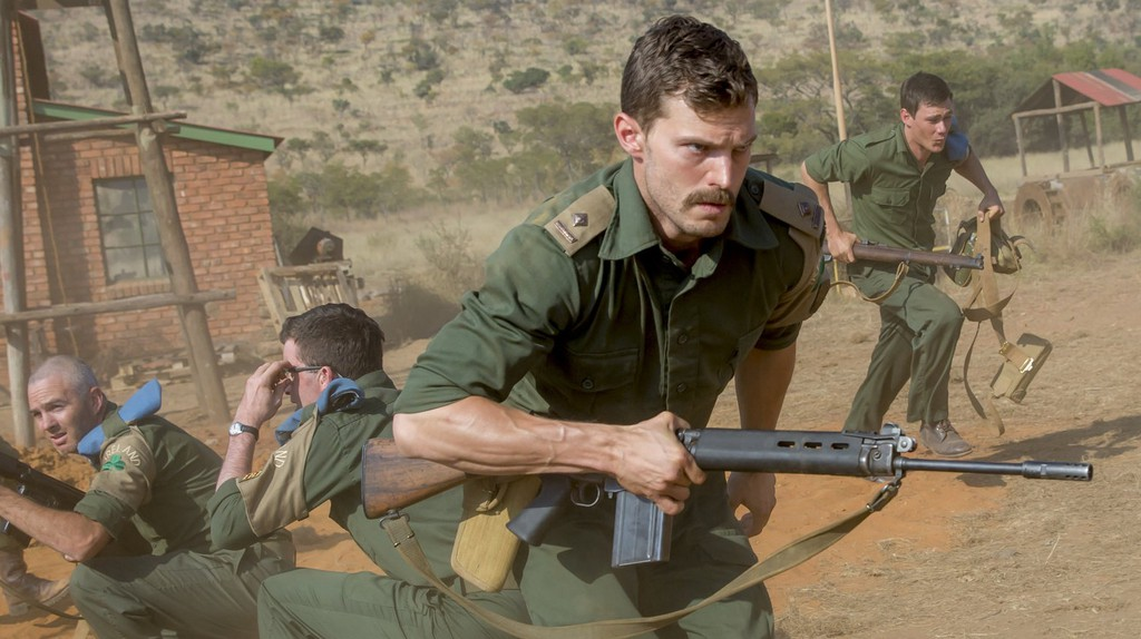 Jamie Dornan in The Siege of Jadotville | © Karen Ballard/Netflix