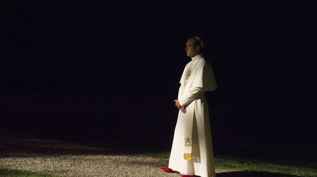 """""""The Young Pope"""" by Paolo Sorrentino featuring Jude Law 