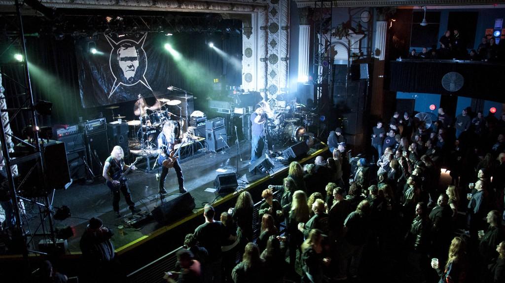 Concert at Metro Chicago | © vxla/Flickr